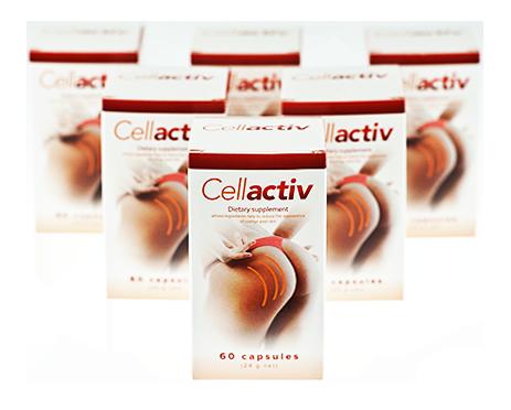 tabletki kapsułki cellactiv