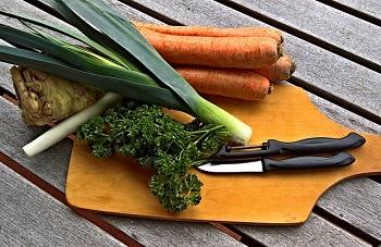 warzywa na cellulit
