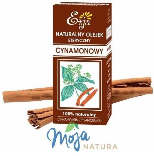 olejek cynamonowy 10 ml etja